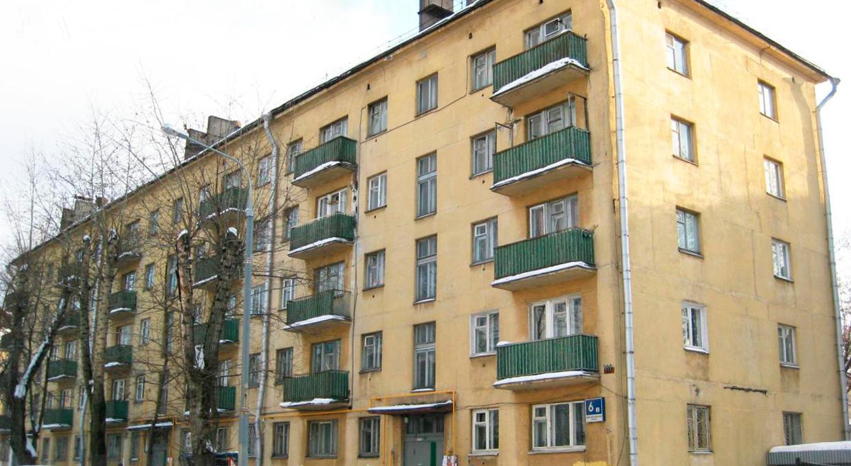 """Одна из серий хрущевок с балконами"""" - карточка пользователя ."""